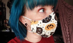 Non-Medical Fabric Masks | Size SMALL