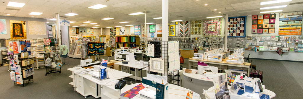 Austin Sewing Machines and Quilting Showroom