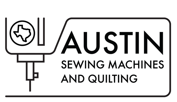 Austin Sewing Logo