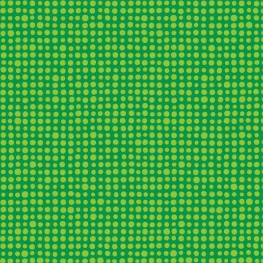 Toss of Texture - Dots Green | 03180G