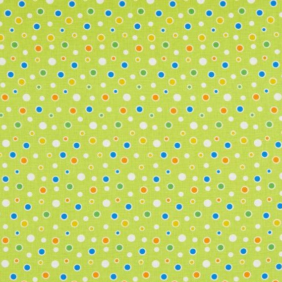 Toadally Cool - Cool Dots Lime Glow in the Dark | 9831GL-40