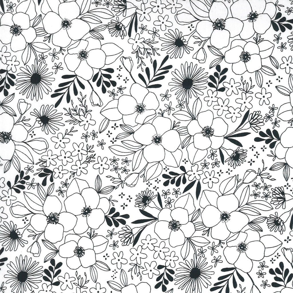 Illustrations - Medium Floral Paper | 11503-11