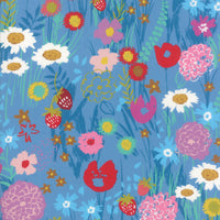 Growing Beautiful - Wildflowers Blue | 11830-12