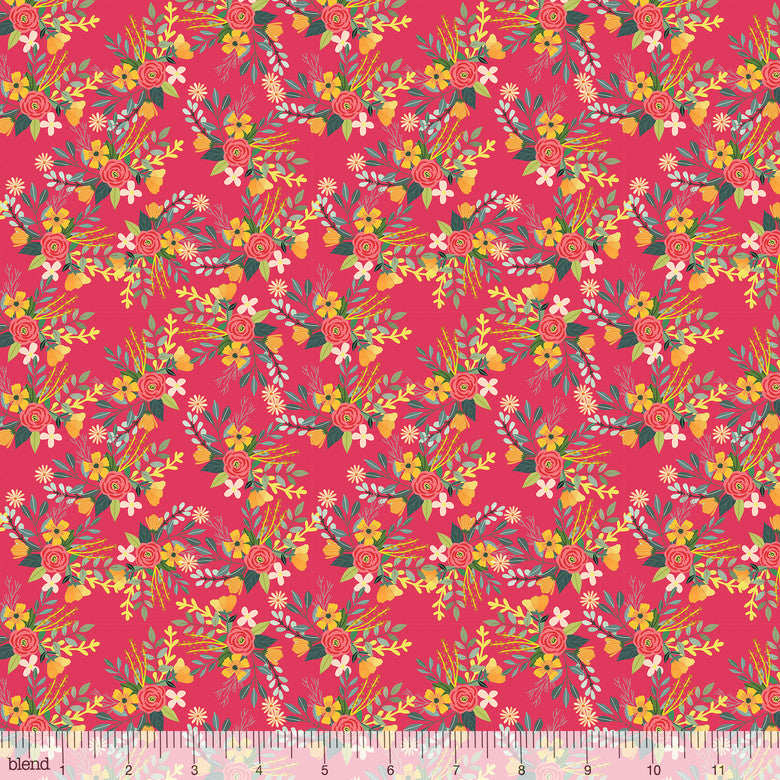 Birdie Collection - Amore Raspberry | 129.103.05.2