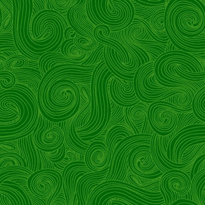 Just Color! - Swirl Green | 1351-GREE