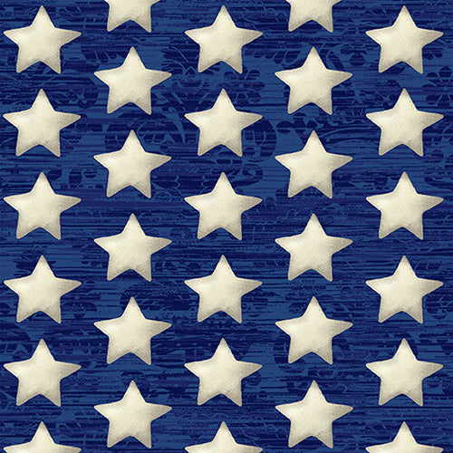 America the Beautiful - Stars Blue | 1465-77