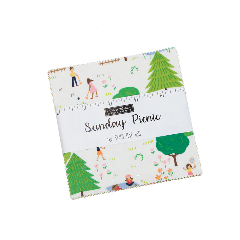 Sunday Picnic - Charm Pack | 20670PP