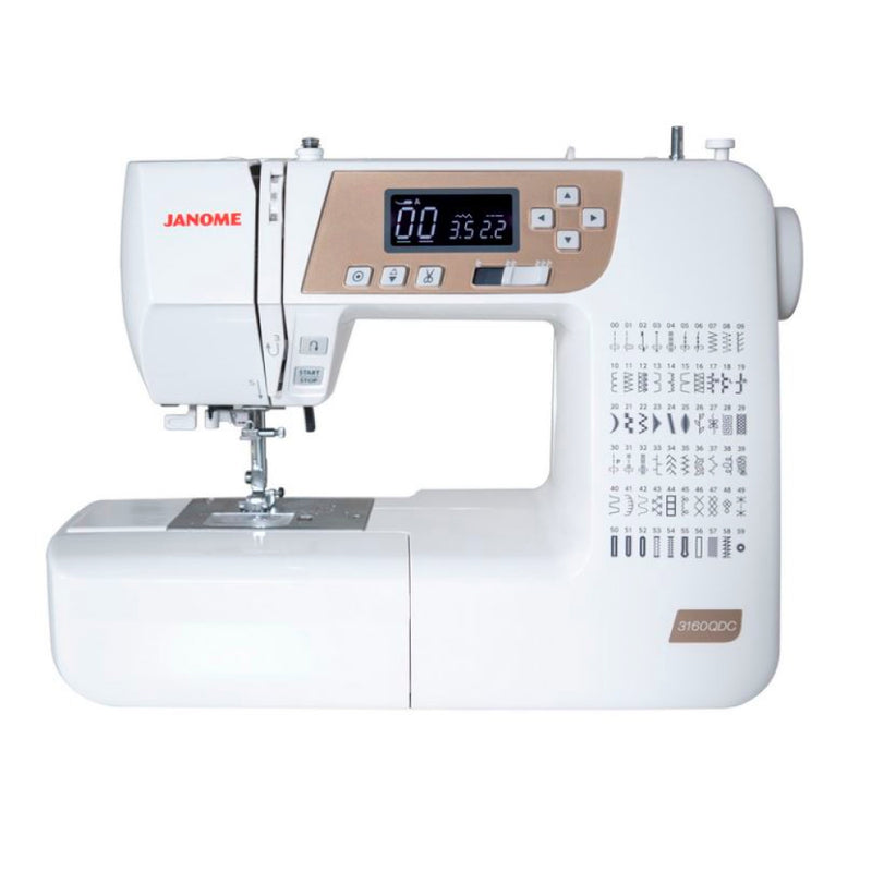 Janome 3160QDC-T | Sewing Machine