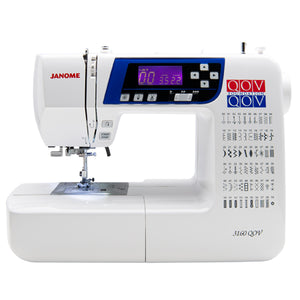 Janome 3160QOV Quilts of Valor | Sewing Machine