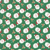 Jolly Season - Santas Green | 35340-13