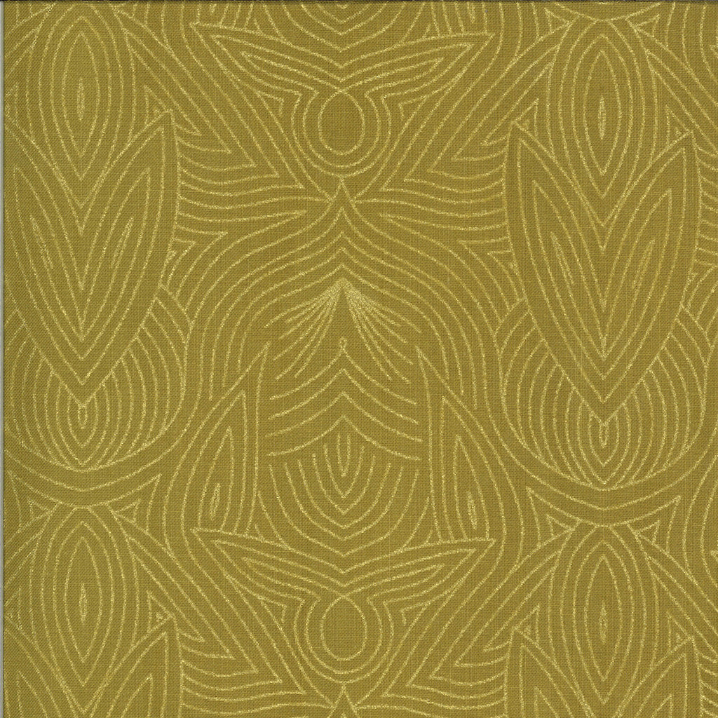 Dwell In Possibility - Labyrinth Umber Metallic | 48316-32M