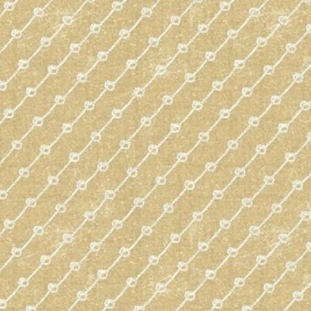 Shoreline - Dot Stripe Sand | 50113-4