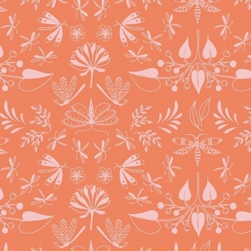 Aerial - Wingspan Orange | 52180-5