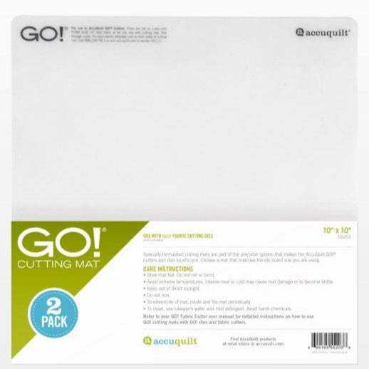 "GO! Cutting Mat - 10"" x 10"" 