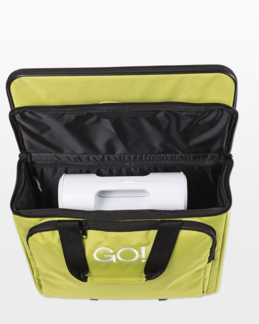 GO! Fabric Cutter Tote & Die Bag (Green)