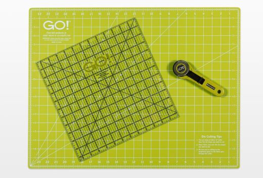 "GO! Rotary Cutting Mat-18"" x 24"" Double Sided"