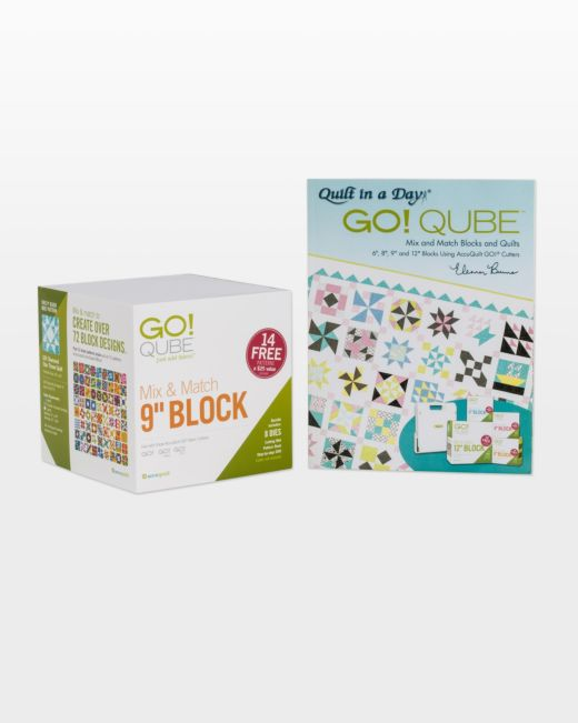 "GO! Qube Mix & Match 9"" Block"