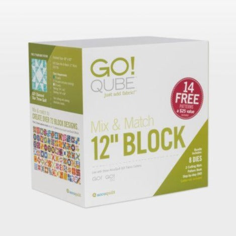 GO! Qube Mix & Match 12