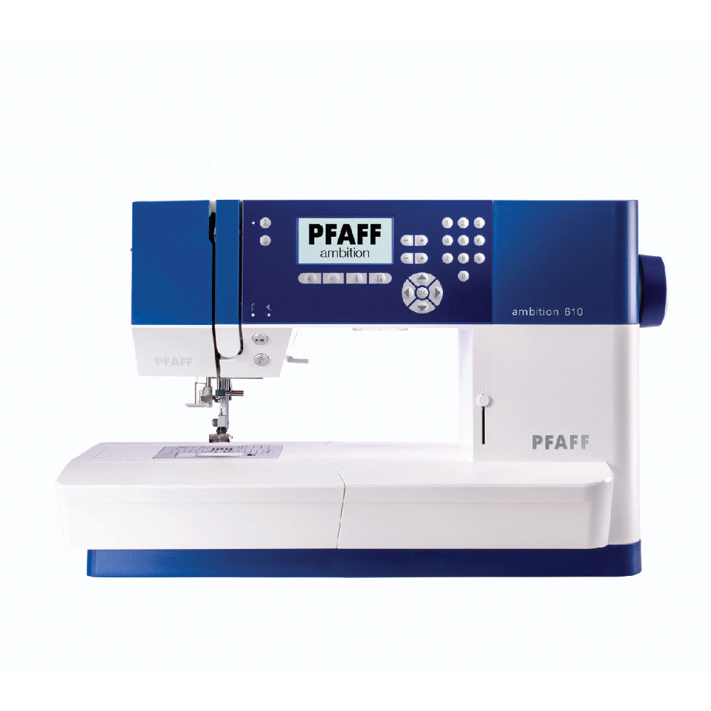 Pfaff ambition 610 ™ | Sewing Machine