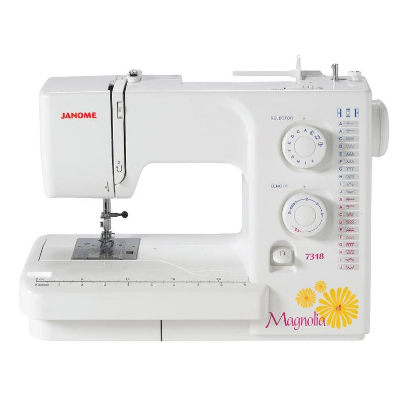 Janome Magnolia 7318 | Sewing Machine