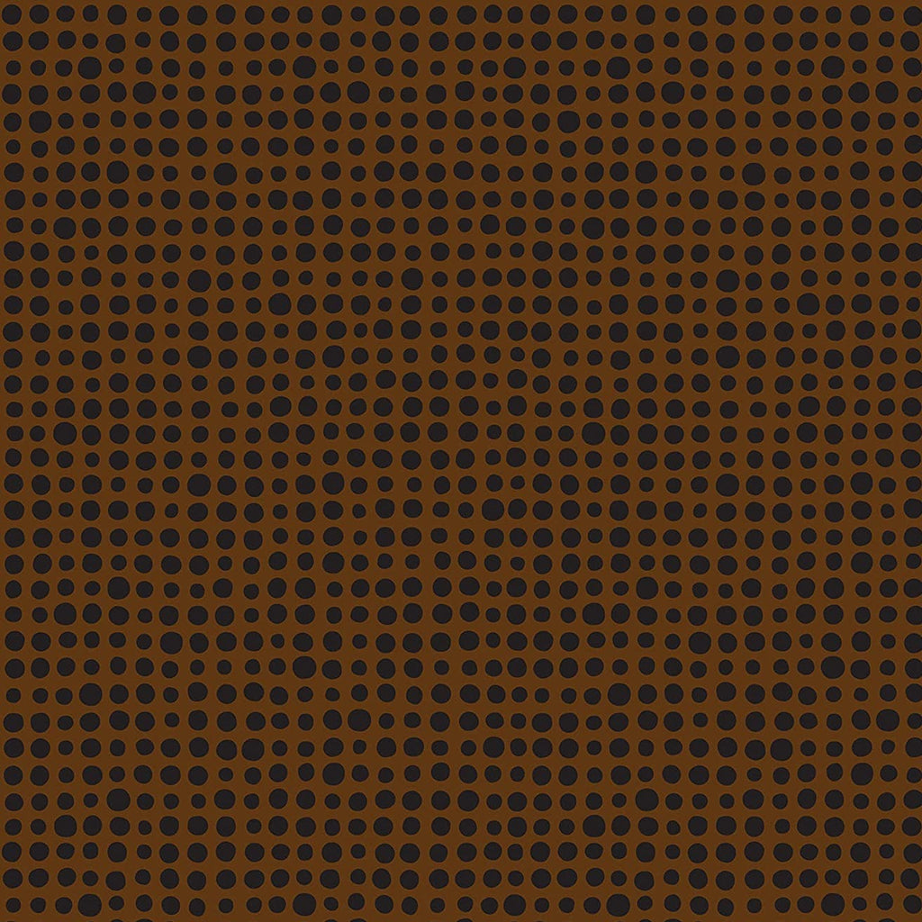 Toss of Texture - Dots Brown | 03180Z