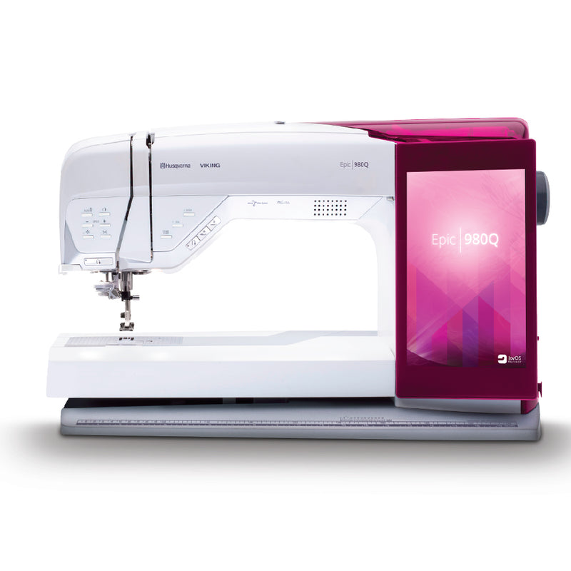 Husqvarna Viking Epic™ 980Q | Sewing Machine