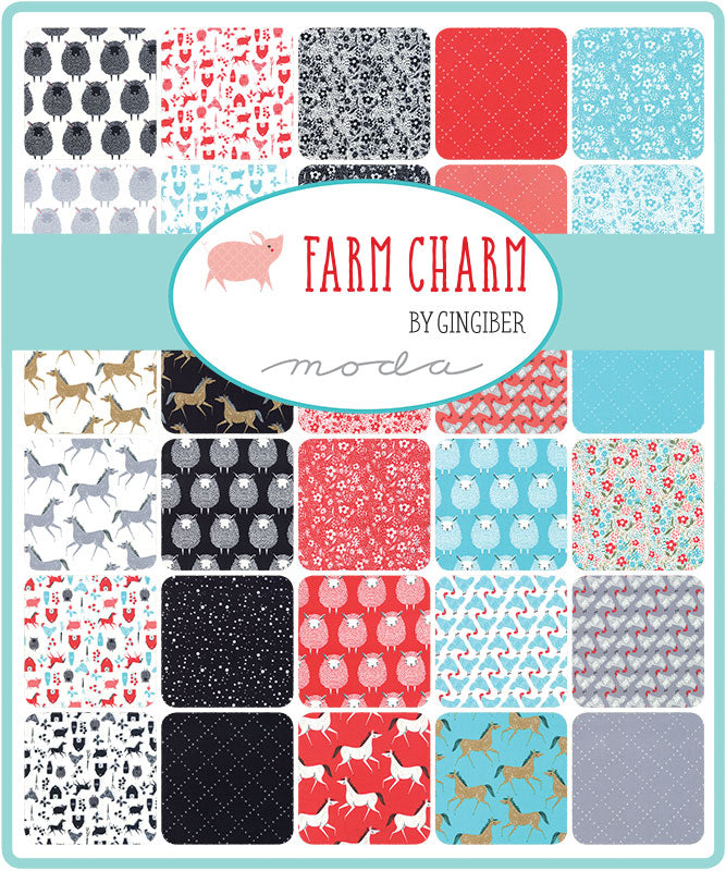 Farm Charm - Multi Flower Sack | 48295-11