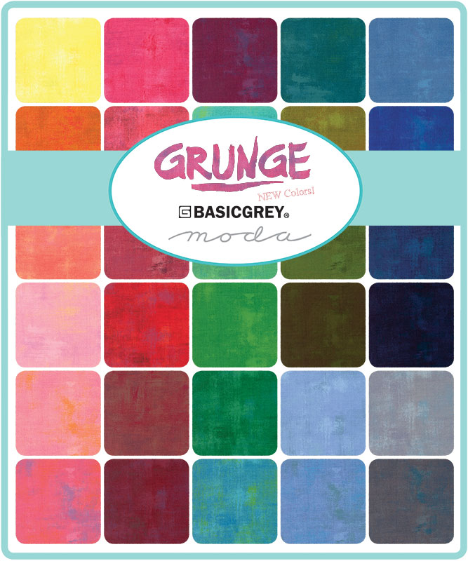 Grunge - Grey Couture | 30150-163