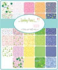 Sunday Picnic - White Soaring High | 20675-11