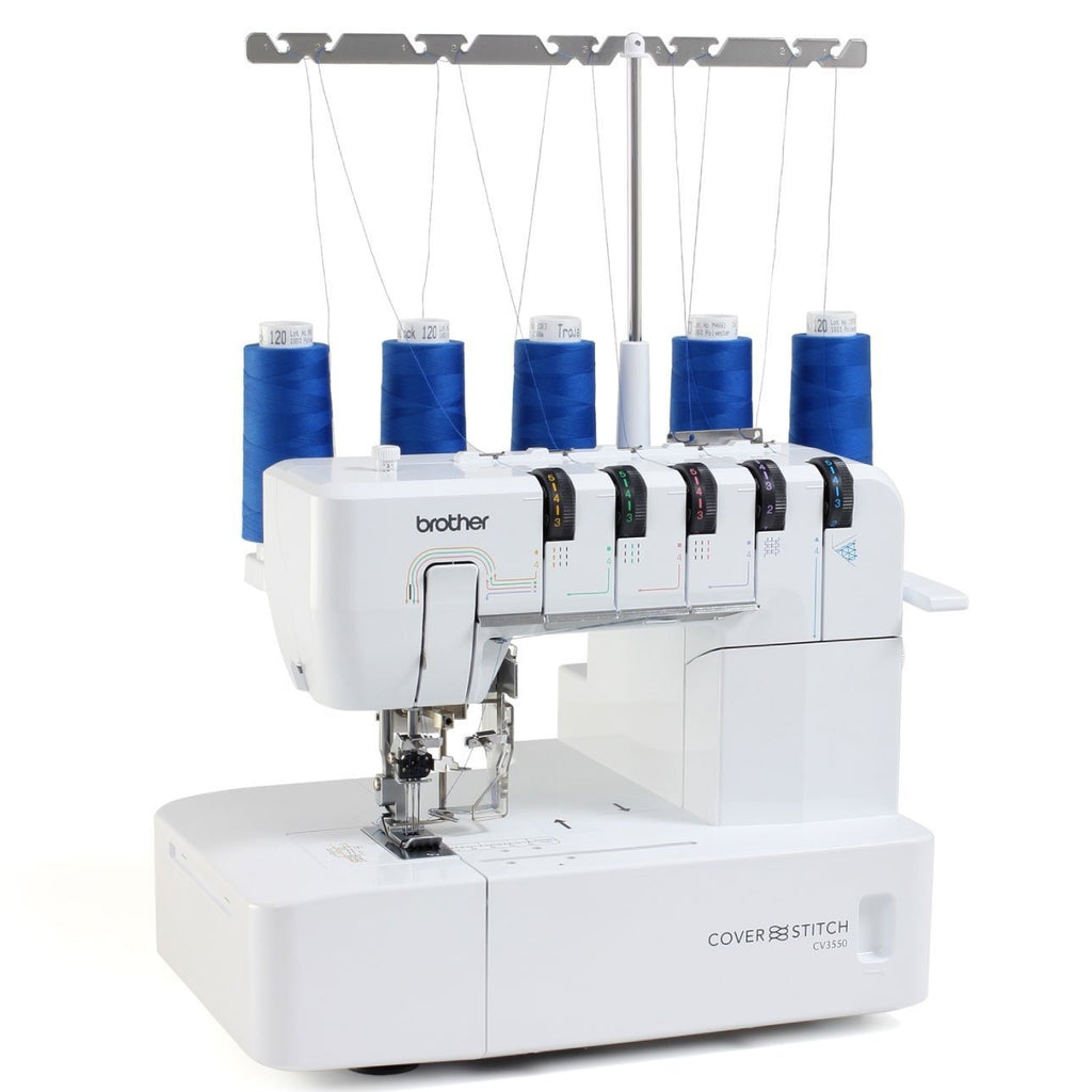 Brother CV 3550 | Coverstitch Machine