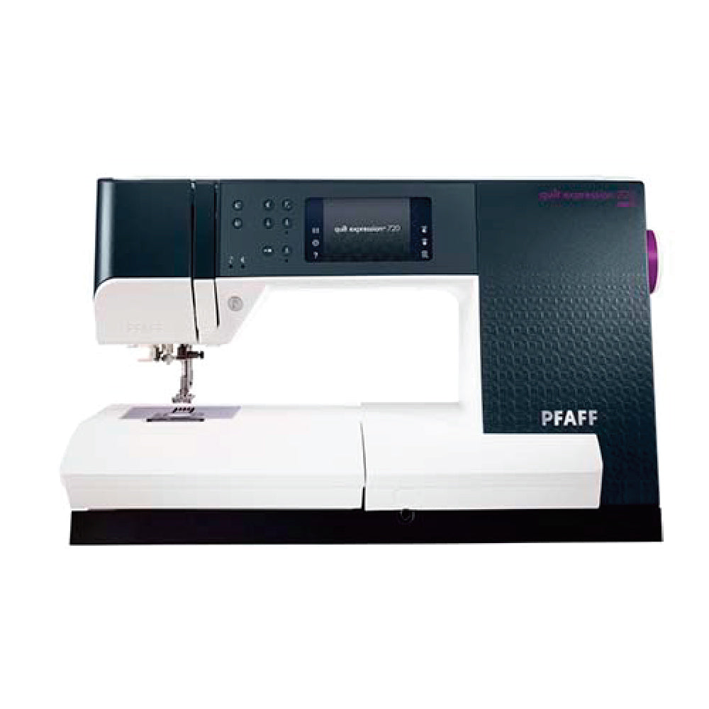 Pfaff quilt expression 720 ™ | Sewing Machine
