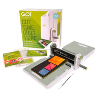AccuQuilt | GO! Fabric Cutter Starter Set