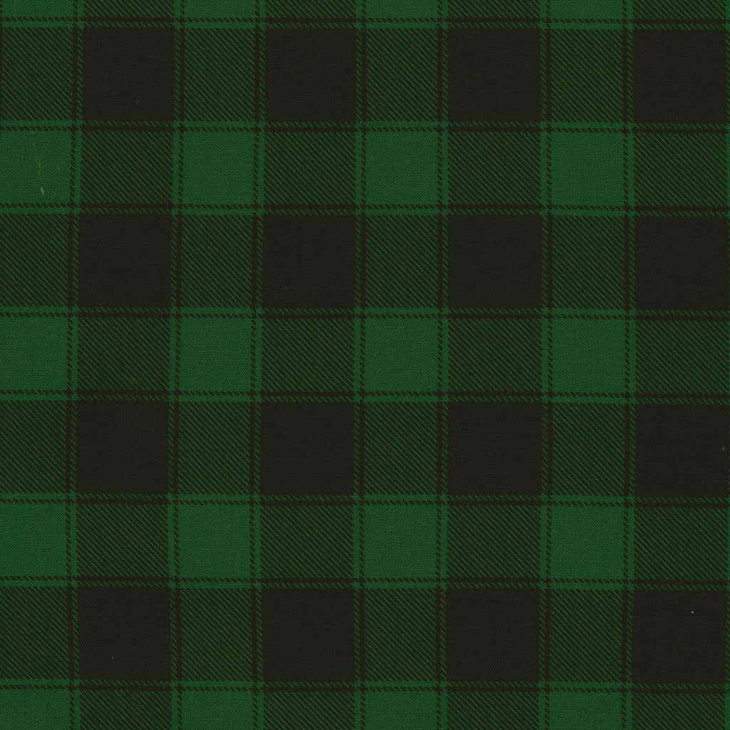 Buffalo Check - Holiday Green | C5784
