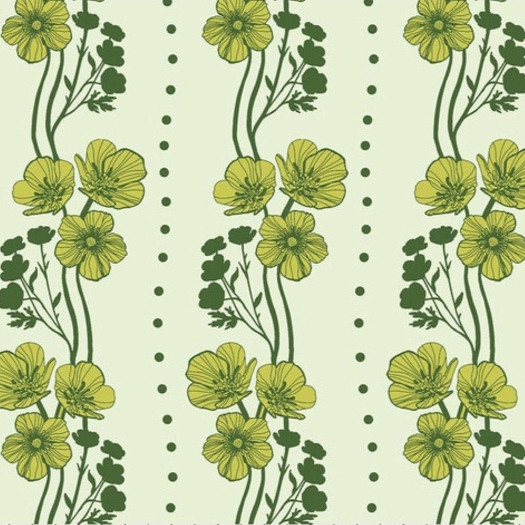 Triple Take - New Buttercups Lime | PWAM020.LIME