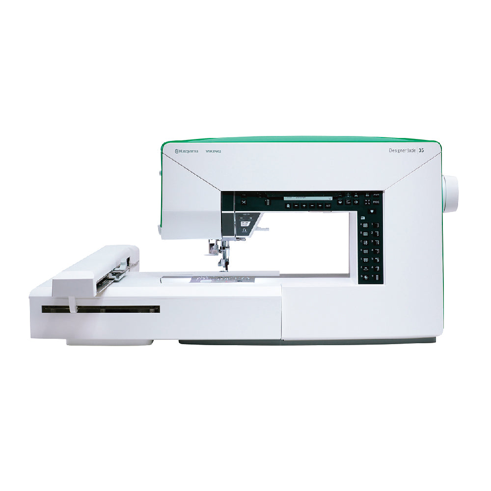 Husqvarna Viking Designer Jade™ 35 | Sewing and Embroidery