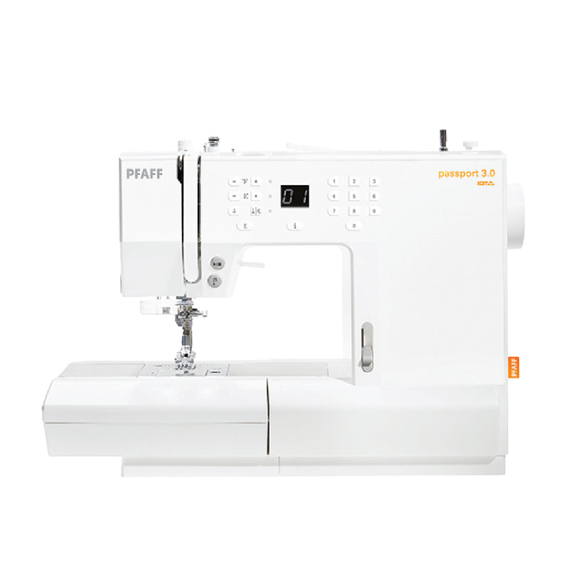 Pfaff passport 3.0 ™ | Sewing Machine