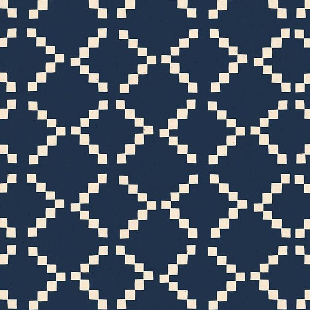 Golden Hour - Tile Navy | RS4020-12