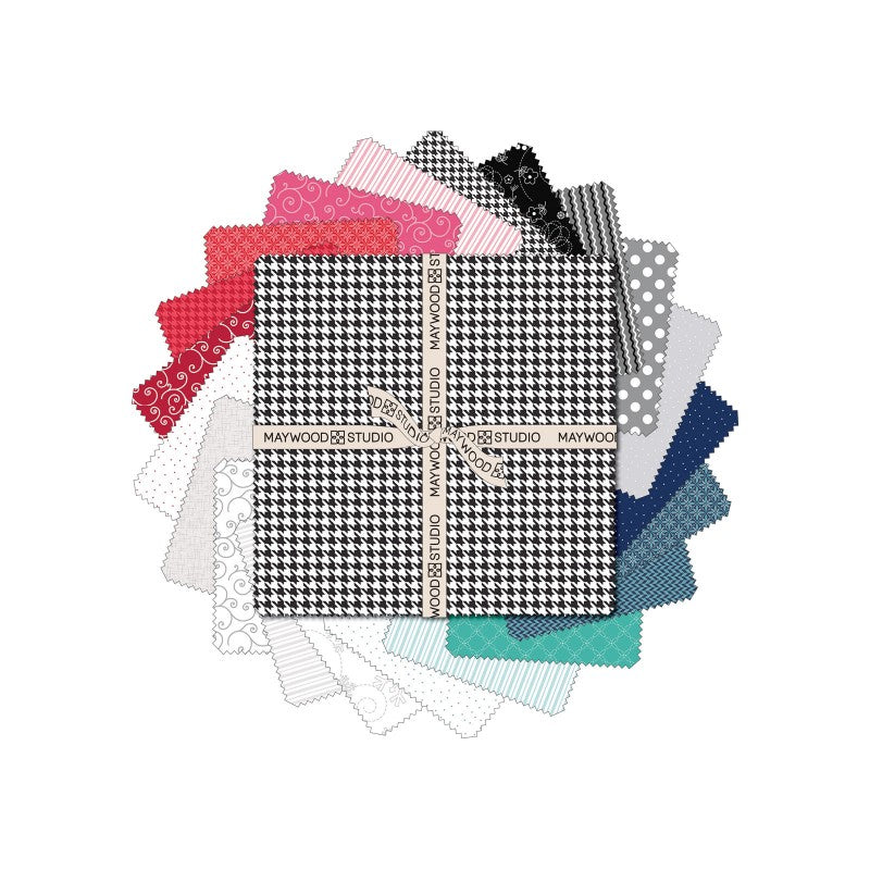 "Kimberbell Basics - 10"" Squares Winter 