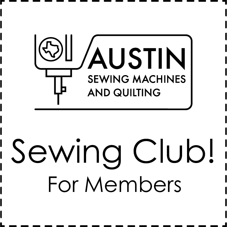 Sewing Club!