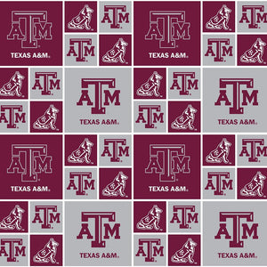 College Cotton - Texas A&M Thumbnail | TAM-020