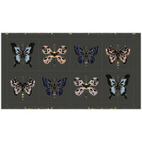 Tiger Fly - Panel Gossamer Ash Metallic | RS2012-14M