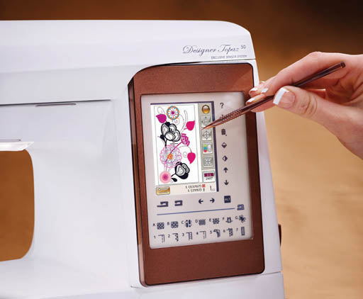 Husqvarna Viking Designer Topaz™ 50 | Sewing and Embroidery
