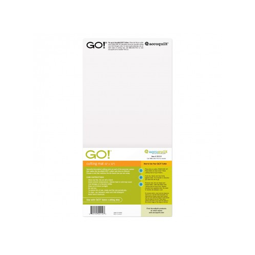 "GO! Cutting Mat - 6"" x 12"""