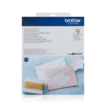 Brother ScanNCut | Paper Piercing Starter Kit