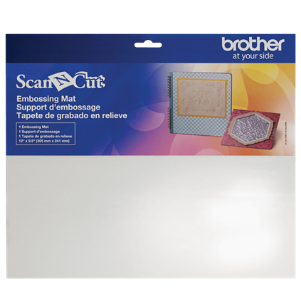 Brother ScanNCut | Embossing Mat