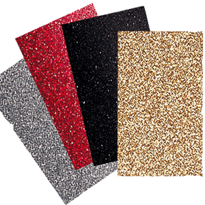 Brother ScanNCut | Iron-On Transfer Glitter Sheets (Basic Colors)
