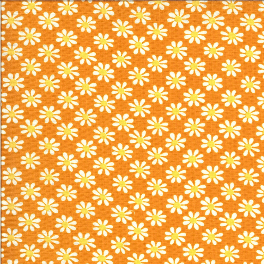 A Blooming Bunch - Groovy Cheddar Floral | 40043-13