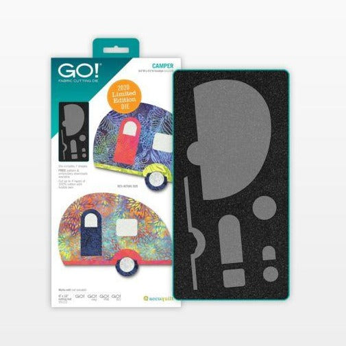 GO! Camper Limited Edition Die
