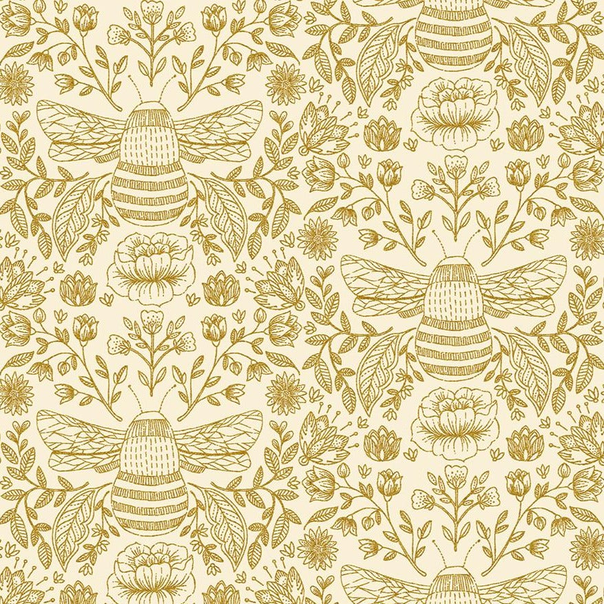 Summer in the Cotswolds - Bee's Knees High Noon Metallic | JM202-HN2M