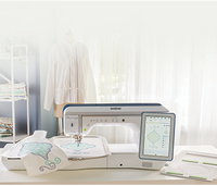 Brother Luminaire 2 Innov-iś XP2 | Sewing & Embroidery Machine